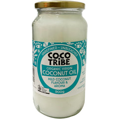 CocoTribe Organic Virgin Coconut Oil 900g