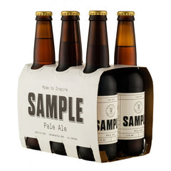 Sample Brew - Beer Pale Ale (6 bottles x 330mL)