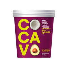 Cocavo - Coconut and Avocado Oil - Original (400g)