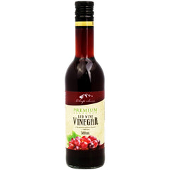 Chefs Choice - Red Wine Vinegar (500mL)