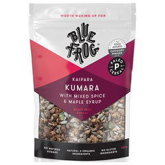 Blue Fog - Cereal Kaipara Kumara - Mixed Spice & Maple Syrup (350g)