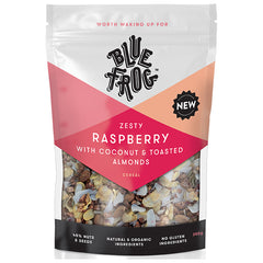 Blue Fog - Cereal Zesty Raspberry - with Coconut & Toasted Almonds (350g)