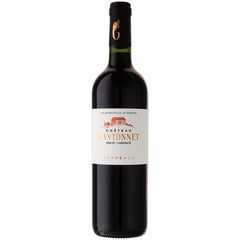 Chateau Gantonnet - Bordeaux Red 2015 - Sainte Radegonde, France (750mL)