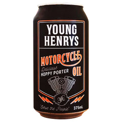 Young Henrys - Beer Motorcycle Oil (case of 24 x 375mL)