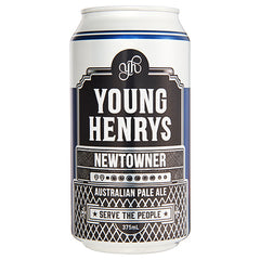 Young Henrys - Beer Newtowner (case of 24 x 375mL)