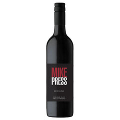 Mike Press - Shiraz - Adelaide Hills, SA (750mL)