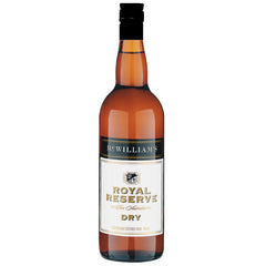 Mcwilliam - Royal Reserve - Dry Sherry - Riverina, NSW (750ml)
