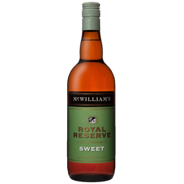 Mcwilliams - Royal Reserve Sweet - Australian Fortified Wine | Harris Farm Online