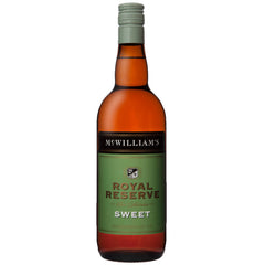 Mcwilliams - Royal Reserve Sweet - Australian Fortified Wine (750ml)