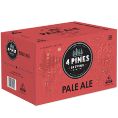4 Pines Brewing Pale Ale Case | Harris Farm Online