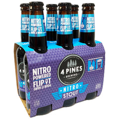 4 Pines Brewing - Beer Nitro Stout (6pk x 330mL)