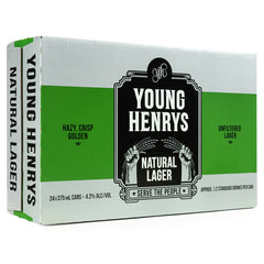 Young Henrys - Beer Natural Lager | Harris Farm Online