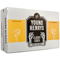 Young Henrys - Cloudy Cider (Case Sale) | Harris Farm Online