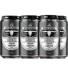 Badlands Brewery - Beer Darkness | Harris Farm Online