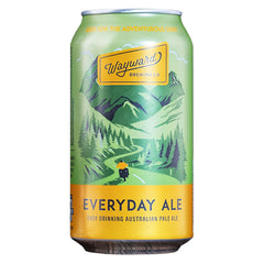 Wayward Brewing - Beer Everyday Ale (6pk, 375mL)