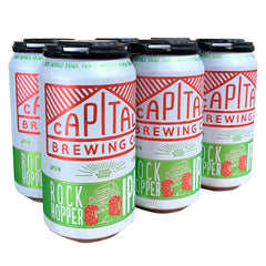 Capital Brewing - Beer Rock Hopper IPA (6pk, 375mL)