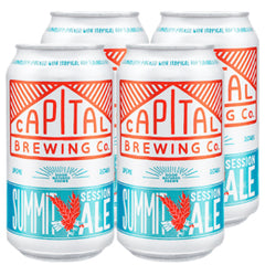 Capital Brewing - Beer Summit Session XPA (6pk, 375mL)