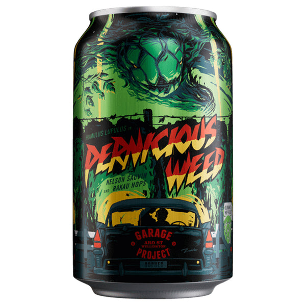 Garage Project Pernicious Weed Case 24 x 330mL