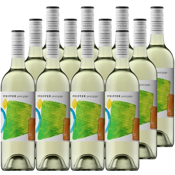 Pfeiffer Pinot Grigio Case | Harris Farm Online