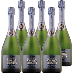 Charles Heidsieck Brut Reserve NV France Case 6x750ml