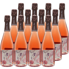 Laherte Freres Rose de Meunier Champagne France Case 12x750ml