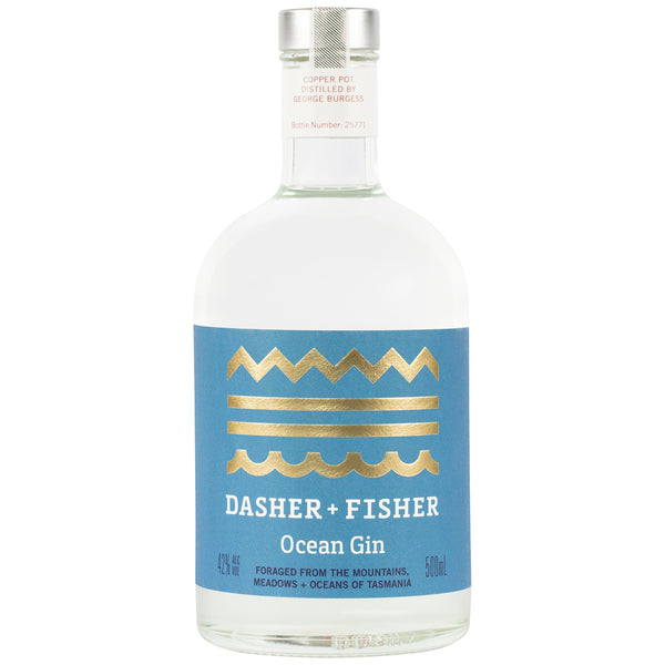 Dasher and Fisher Ocean Gin | Harris Farm Online