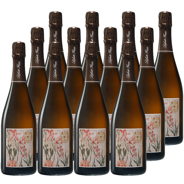 Laherte Freres Blanc de Blancs Brut Nature NV France Case | Harris Farm Online