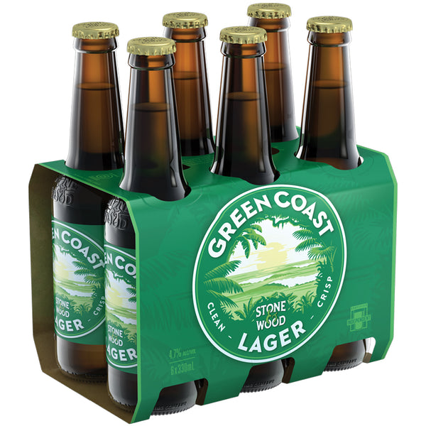 Stone and Wood Green Coast Lager | Harris Farm Online