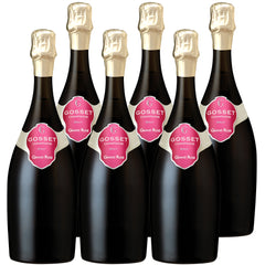 Gosset Champagne NV Grand Rose Case | Harris Farm Online