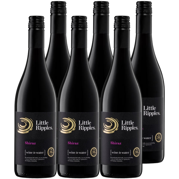 Little Ripples Shiraz Case | Harris Farm Online