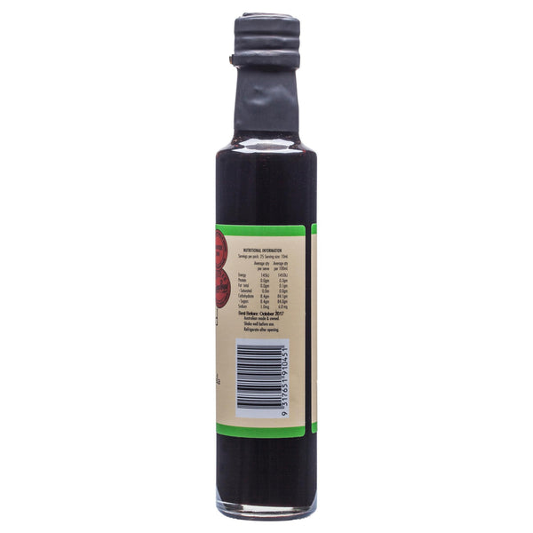 Simply Dressing Caramelised Balsamic Vinegar Rasp Van 250ml , Grocery-Oils - HFM, Harris Farm Markets  - 2