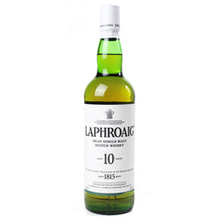 Laphroaig - 10YO Scotch Whisky - Scotland (700mL)