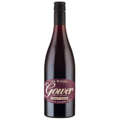 Bk Wines - Gower Pinot Noir 2017, Lenwood, Adelaide Hills (750mL)