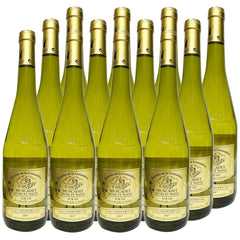 Domaine de la Grenaudie're - Muscadet Se'vre et Maine Sur Lie - Loire Valley, France (Case sale, 12 bottles x 750mL)