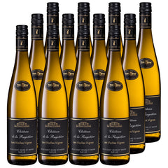 Chateau de la Ragotiere - Muscadet Sur Lie 2018 - Loire Valley, France (Case sale, 12 bottles x 750mL)