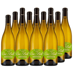 BK Wines - One Ball Chardonnay 2018 - Kenton Valley, SA (Case Sale, 12 bottles x 750mL)
