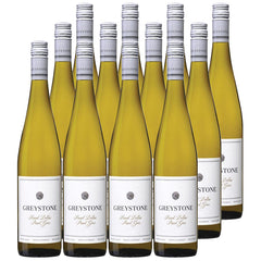 Greystone - Pinot Gris 2018 - Sand Dollar - Waipara Valley, NZ (Case sale, 12 bottles x 750mL)