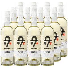 Paxton - Organic White Blend - The Guesser - Mclaren Vale, SA (Case Sale, 12 bottles x 750mL)