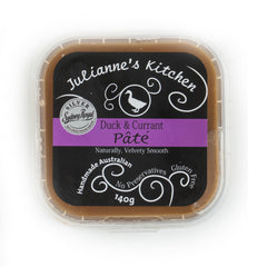 Julianne's Kitchen Pate Duck and Currant | Harris Farm Online