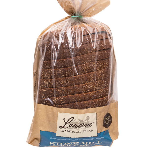 Lawsons - Bread Stone Mill - Wholemeal (750g)