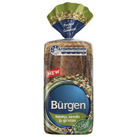 Burgen Bread Hemp Seeds and Grains 700g