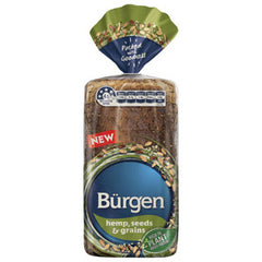 Burgen Hemp Seeds and Grains 700g