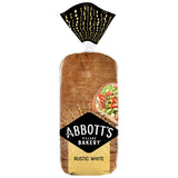 Abbotts Bakery - Bread Rustic White (700g)
