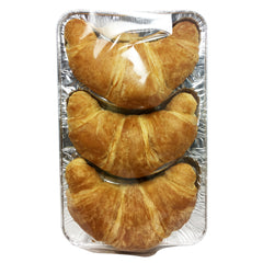 Bakery Du Jour - All Butter Croissants (3pk, 189g)