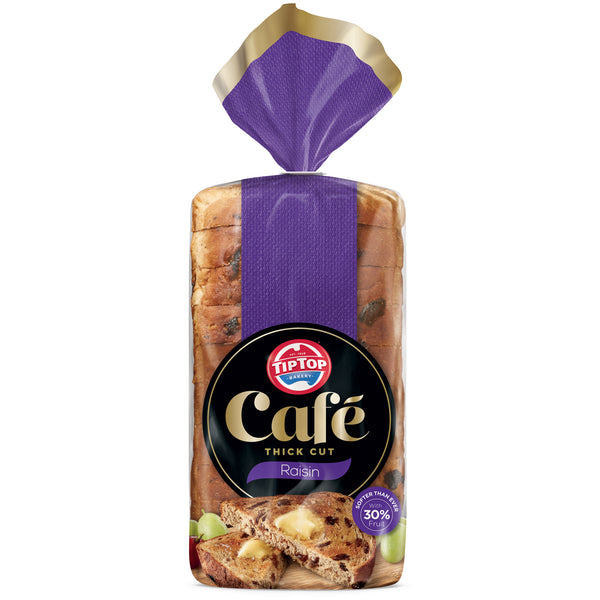 Tip Top - Bread Cafe - Raisin Toast (650g)