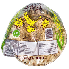 Peace Bakery - Bread Lebanese - Wholemeal (7 Loaves)