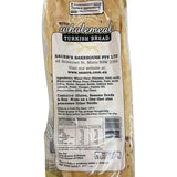 Sauers - Turkish Bread - Wholemeal (430g)