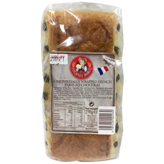 La Fournee Doree - Bread Pains Au Chocolate (6 Rolls, 270g)