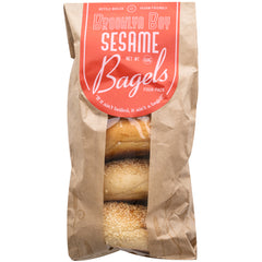 Brooklyn Boy Sesame Bagels | Harris Farm Online