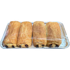 Harris Farm - Chocolate Croissant - All Butter Pain Au Chocolat (4pk)